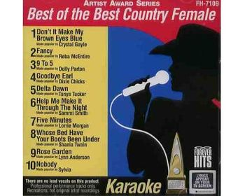 Best Of The Best Country Female