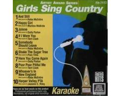 Girls Sing Country