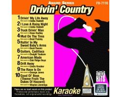 Drivin Country CD+G