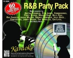 R&B Party Pack (4 CDG Discs)