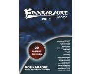 Finnkaraoke 2000 Vol 1 (DVD)