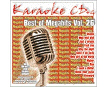 Best Of Megahits Vol.26 (CD+G)
