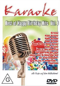 Best Of Happy Birthday Hits Vol. 1 (DVD)