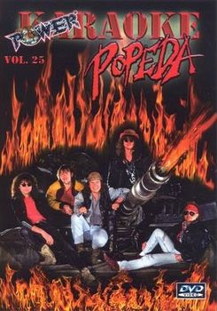 "Power Ammatti DVD Vol.25 ""Popeda"""