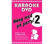Häng Med På Party Vol 2 (DVD)