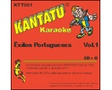 Êxitos Portugueses Vol. 3 (CD+G)
