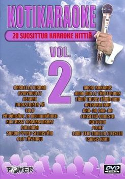 Power Kotikaraoke Vol.02 (DVD)