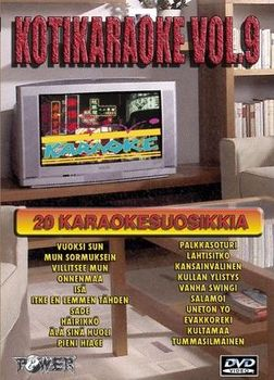 Power Kotikaraoke Vol.09 (DVD)