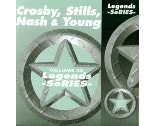 Crosby, Stills, Nash & Young (CD+G)