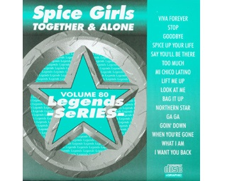 Spice Girls - Together And Alone (CD+G)