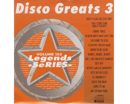 Disco Greats 3 (CD+G)