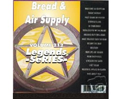 Air Supply & Bread (CD+G)