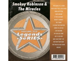 Smokey Robinson & The Miracles (CD+G)