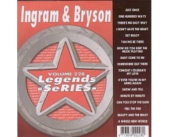 Ingram & Bryson (CD+G)