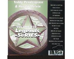 Teddy Pendergrass Harold Melvin & The Bluenotes (CD+G)