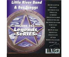 Little River Band & Boz Scaggs (CD+G)