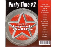 Party Time #2 (CD+G)