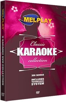 Melplay Classic Karaoke Collection (DVD)