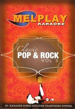 Melplay Pop & Rock Vol.3 (DVD)
