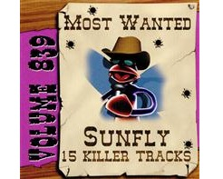 Sunfly Most Wanted 839 (CD+G)