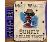 Sunfly Most Wanted 841 (CD+G)