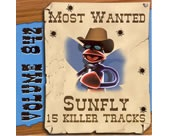 SUNFLY MOST WANTED 842 (CD+G)