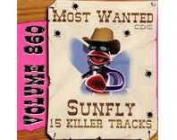 Sunfly Most Wanted 860 (CD+G)