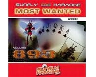 Sunfly Most Wanted 893 (CD+G)