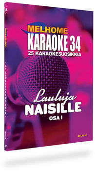 Melhome Vol.34 - Lauluja naisille 1 (DVD)
