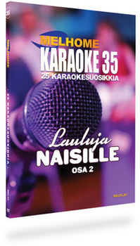 Melhome Vol.35 - Lauluja naisille 2 (DVD)