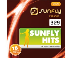 SUNFLY HITS 329 (CD+G)