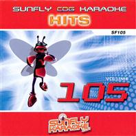 Sunfly Hits 105 (CD+G)