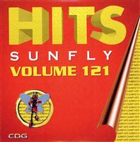 Sunfly Hits 121 (CD+G)