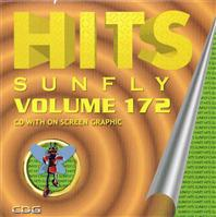 Sunfly Hits 172 (CD+G)