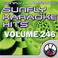 Sunfly Hits 246 (CD+G)