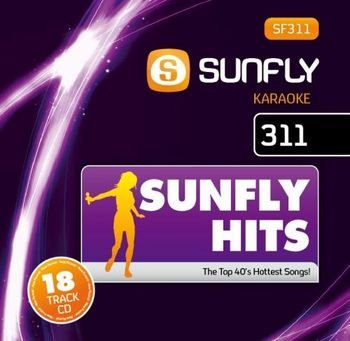 Sunfly Hits 311 (CD+G)