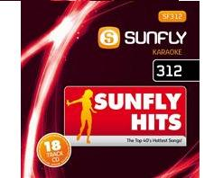 SUNFLY HITS 312 (CD+G)