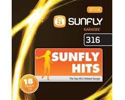 Sunfly Hits 316 (CD+G)