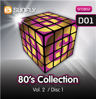 Sunfly 80`S Collection Vol. 2/Disc 1 (CD+G)