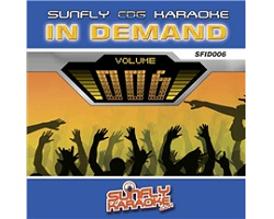 Sunfly In Demand 006 (CD+G)