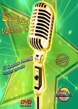 Sävel Soi Kotikaraoke Vol.04 (DVD)