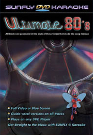 Ultimate 80s (DVD)