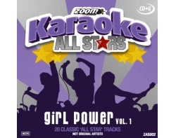 All Stars Vol.2- Girl Power Vol.1 (CDG)