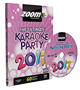 The Ultimate Karaoke Party 2017 (2 DVDs)