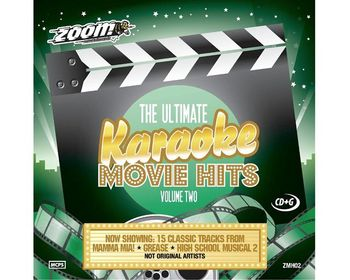 The Ultimate Karaoke Movie Hits vol.2 (CDG)