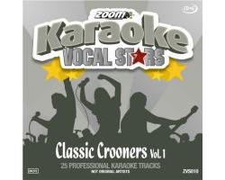 Vocal Stars: Classic Crooners Vol.1 (CDG)
