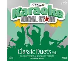 Vocal Stars: Classic Duets Vol.1 (CDG)