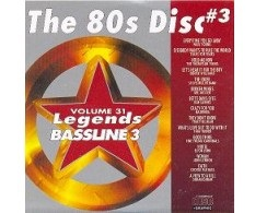 The 80´S Disc #3 (CD+G)