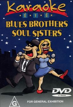 BLUES BROTHERS SOUL SISTERS (DVD)