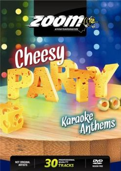 Zoom Karaoke Cheesy Party Karaoke Anthems (DVD)